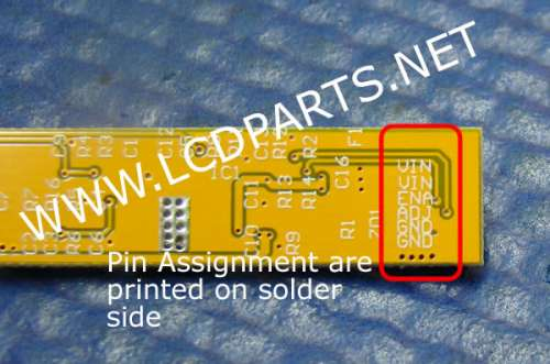 How to universal inverter identify the input pin and power ground pin by locating a capacitor on the inverter all of inverter has an input filter capacitor typically for desktop swarovskicordoba Images